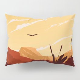 West Texas Landscape Pillow Sham