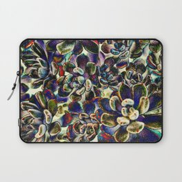 Floral tribute [pebble mix] Laptop Sleeve