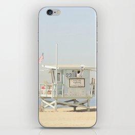 ALPACA -  VENICE BEACH No. 23 iPhone Skin