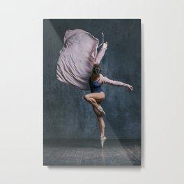 Pirouette Metal Print