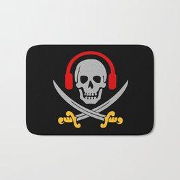 Pirates Sound Bath Mat