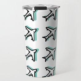 In the air #3 Travel Mug