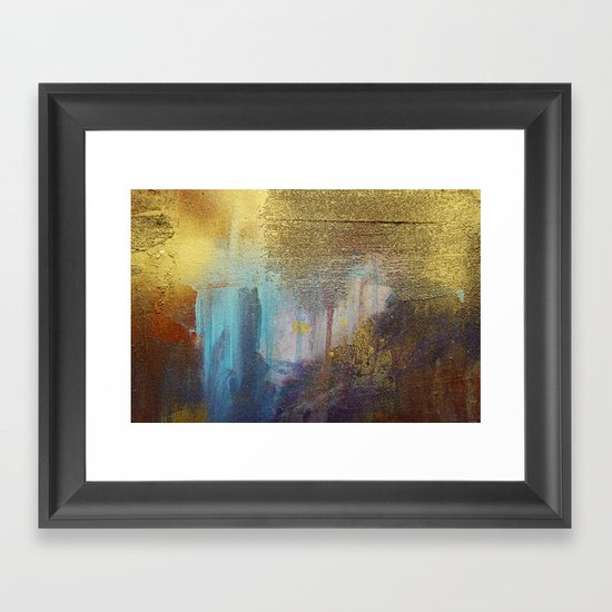 Moment of Peace Framed Art Print