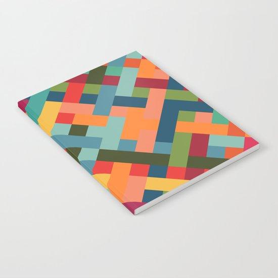 Weave Pattern Notebook
