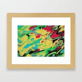 GiGi-Rie Framed Art Print