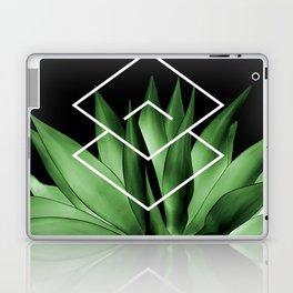 Agave geometrics III Laptop & iPad Skin