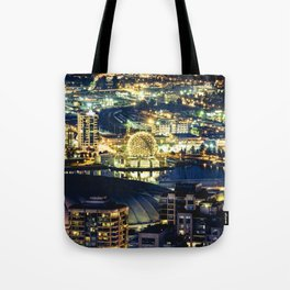 Science World Vancouver Tote Bag