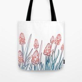 Hyacinths Tote Bag