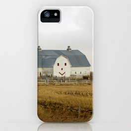 Happy Barn iPhone Case