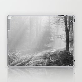 Mist In The Forest Laptop & iPad Skin