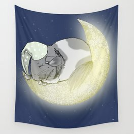 Good Night Little Pinto Wall Tapestry