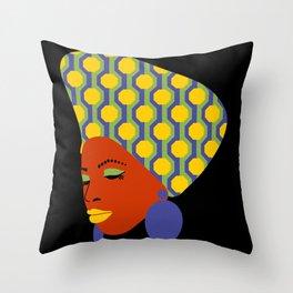 Africa III Throw Pillow