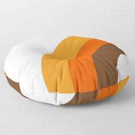 Harvest Rainbow - Left Side Floor Pillow