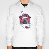 home sweet home Hoodies featuring Home Sweet Home by Nick Volkert