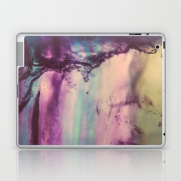 Purple Fluorite from our Earth Laptop & iPad Skin