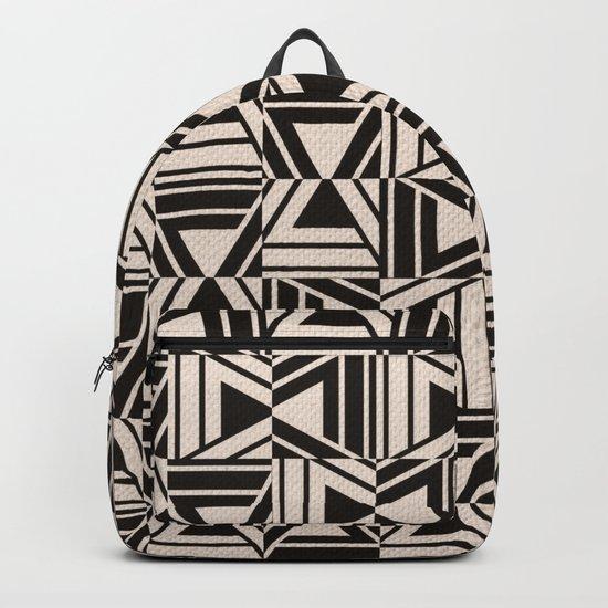 Afro Ethnic Backpack