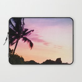 Paako Beach Sunset Jewels Laptop Sleeve