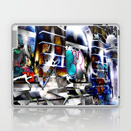 Bowery Graffiti Laptop & iPad Skin
