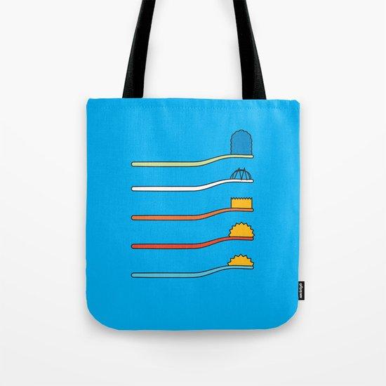 Simpsodyne Tote Bag