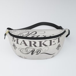 paris market Fanny Pack