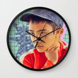 Kyungsoo Wall Clock