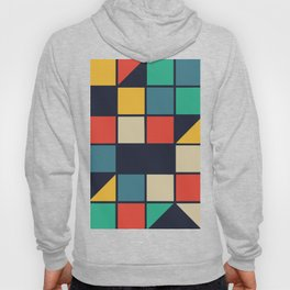 Color music box Hoody