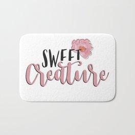 Sweet Creature ' Bath Mat