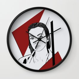 Jodie Wall Clock