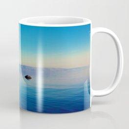 Horizon of the Ocean (Color) Coffee Mug