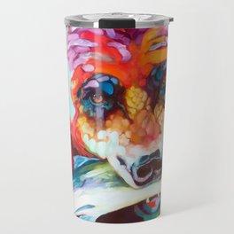 Amaral Bear Travel Mug