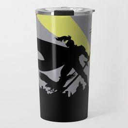 True Dark Knight Travel Mug