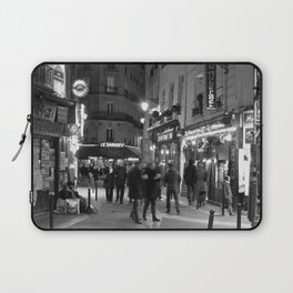 Latin Quarter, Paris Laptop Sleeve