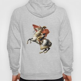 Napoleon Crossing the Alps Hoody
