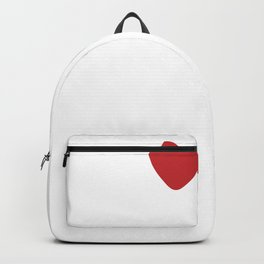 Valentine's Day XOXO Y'All Valentine Love Gift Backpack