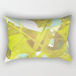 Fractured Light Rectangular Pillow