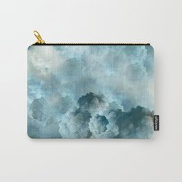 """Cotton clouds Sky"" Carry-All Pouch"