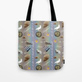 Brighton Rock Tote Bag