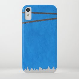 Martha Aggressively Taunts Cookie Monster in Public BDSM Display iPhone Case