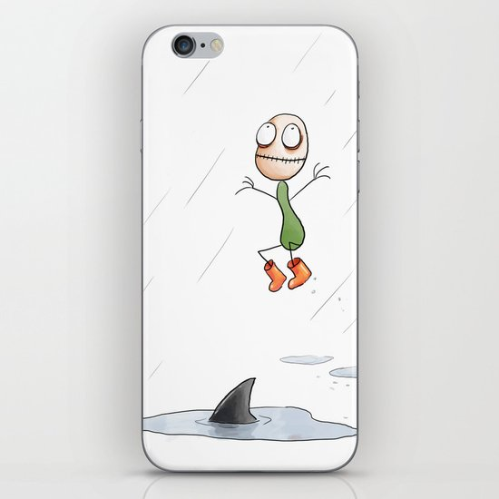 Monday About to Happen iPhone Skin