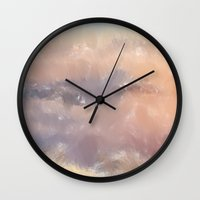 serenity Wall Clocks featuring Serenity by Daniac Design