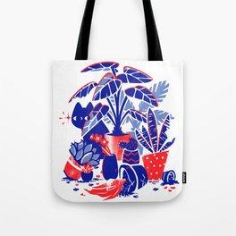Horticulture Horror Tote Bag