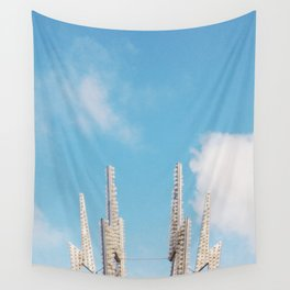 Bolt Out of the Blue Wall Tapestry