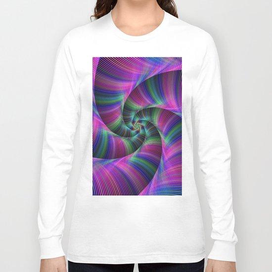 Spiral tentacles Long Sleeve T-shirt