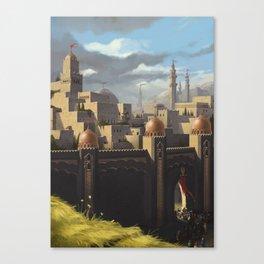 "Amin al Joddah ""The Jewel of the Desert"" Canvas Print"