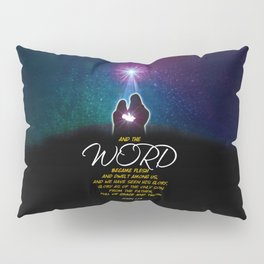The Word Pillow Sham