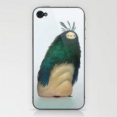 Pooting Lilbitry iPhone & iPod Skin