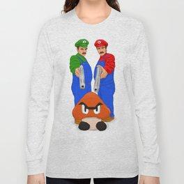 Super Bundock Bros Long Sleeve T-shirt