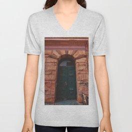 Brooklyn Door IV Unisex V-Neck
