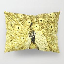 Peacock Pillow Sham