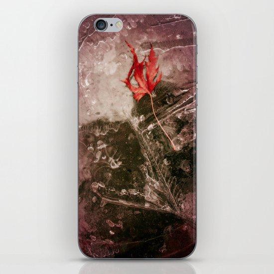 On Ice iPhone & iPod Skin